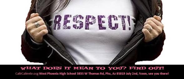 respectJuly